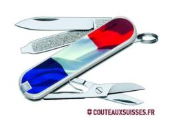 COUTEAU SUISSE VICTORINOX CLASSIC - COLLECTION FRENCH FLAG