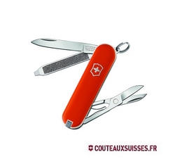 COUTEAU VICTORINOX CLASSIC - ORANGE