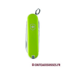 COUTEAU VICTORINOX CLASSIC - VERT ANIS